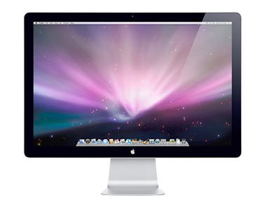 PCモニター Apple LED Cinema Display MB382J/A