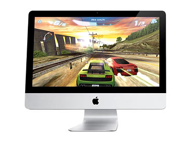 iMac MC309J/A(2500) Mac OS X Mountain Lion
