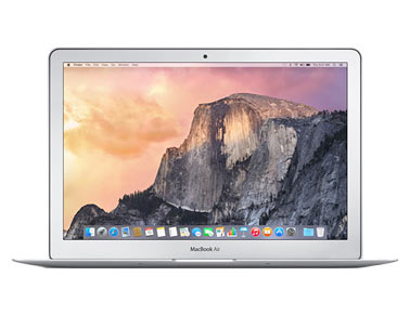 MacBook Air 1600 MJVE2J/A Yosemite
